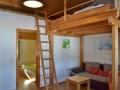kGallerie und Wohnzimmer Kirschbaum