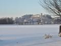 Schloss Neubeuern im Winter