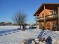 Winter Ferienhaus
